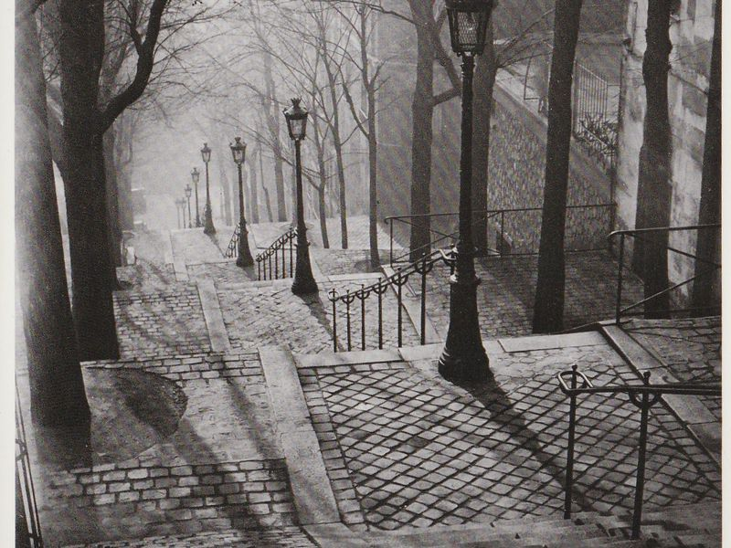 Paris by Brassai Postcard