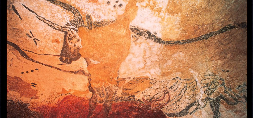 The exquisite artistry of prehistoric painters in the cave of Lascaux II