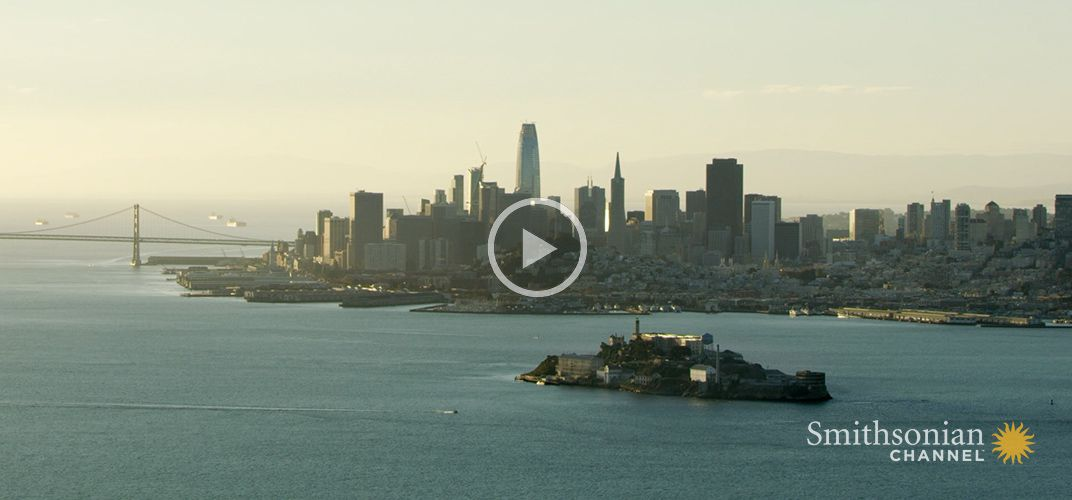 Caption: How Alcatraz Has Changed Throughout History