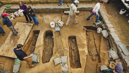 New Jamestown Discovery Reveals the Identities of Four Prominent Settlers