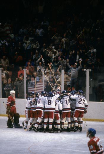 U.S. Mens Hockey Team of 1980