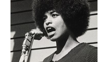 Angela Davis' Archive Comes to Harvard