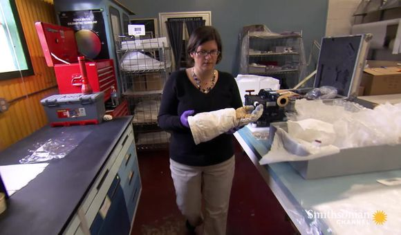 Preview thumbnail for video'The Most Surprising Artifacts: From Shuttle to Scrunchie