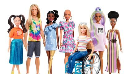 Meet the New Wave of More 'Diverse' Barbie Dolls