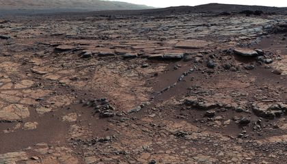 Organic Material on Mars—The Case Gets Stronger