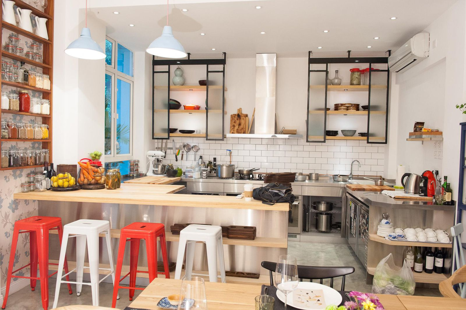For your next party rent a kitchen the size of your apartment