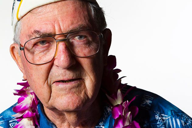 Sam Fryefield Pearl Harbor survivor