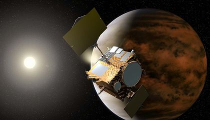 Japan's Akatsuki Spacecraft May Finally Be Orbiting Venus