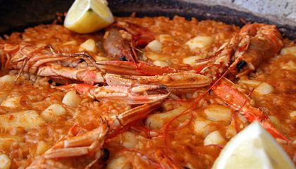 Paella: Rice With Everything