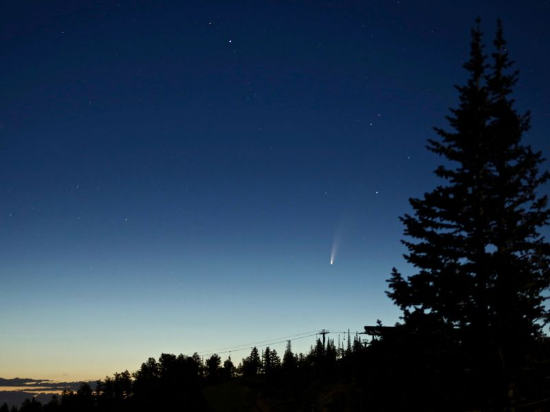 How To See Christmas Comet 2020 How to Watch Comet Neowise's Spectacular Show | Smart News