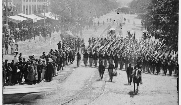 See the Civil War Through Mathew Brady's Lens