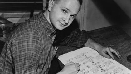 Five Ways to Learn More About Jules Feiffer
