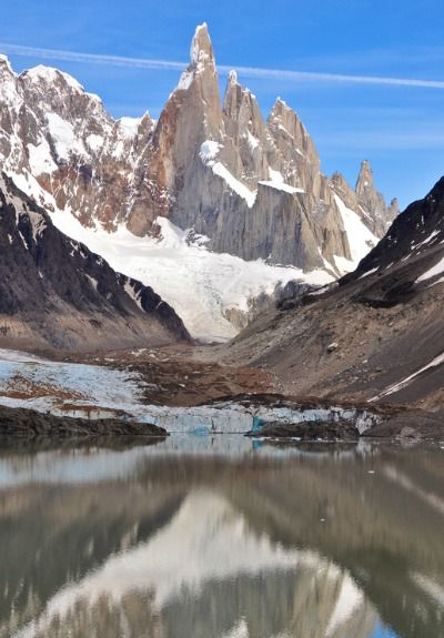 The wicked Patagonian spire of Cerro Torre: Did Cesare Maestri really get there in 1959?
