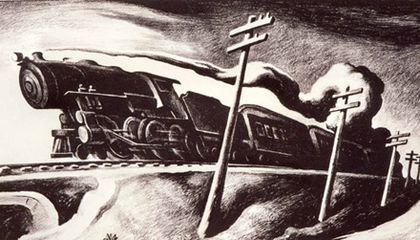 Auctioning a Beloved Thomas Hart Benton Collection