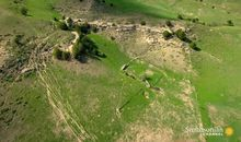 What the Oregon Trail Looks Like Today From Above