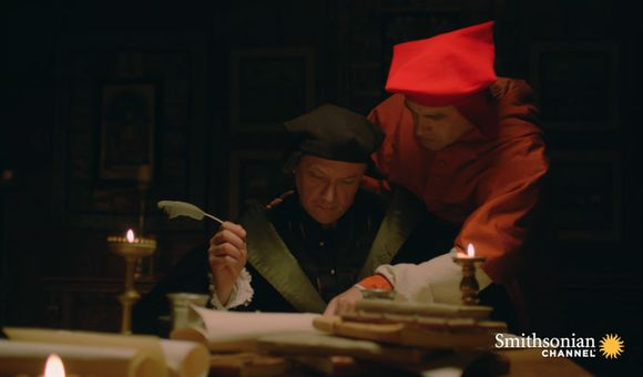 Preview thumbnail for video'Thomas Cromwell: Henry VIII's Partner in Crime