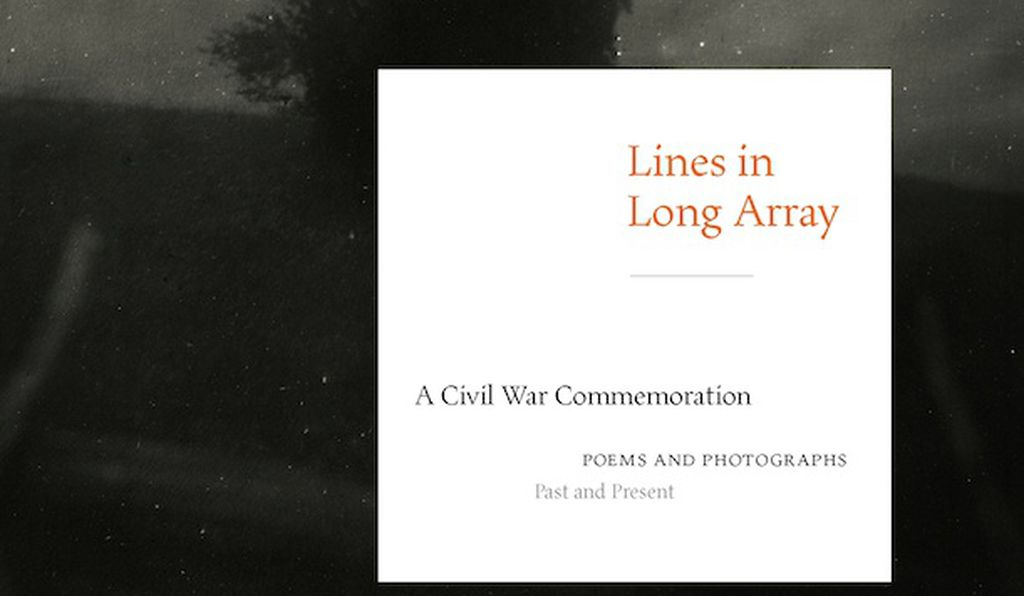 <i>Lines in Long Array<i/> is due out October 1