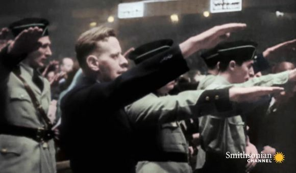 Preview thumbnail for video'Charles Lindbergh and the Rise of 1940s Nazi Sympathizers