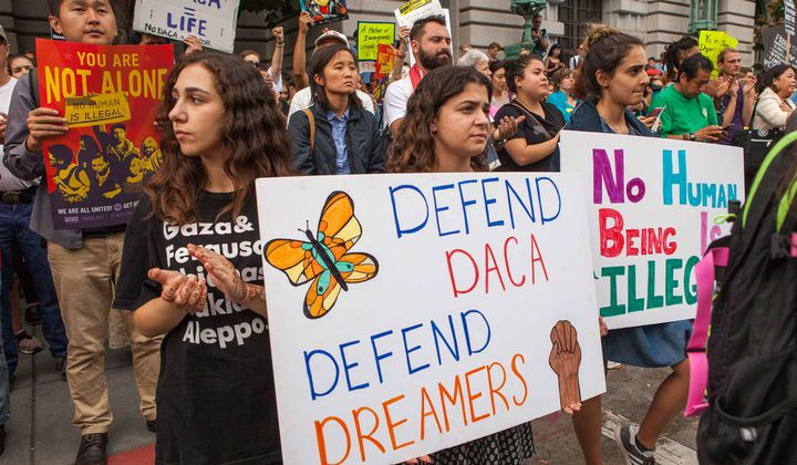 New Initiative to Study Immigrant Rights Activists
