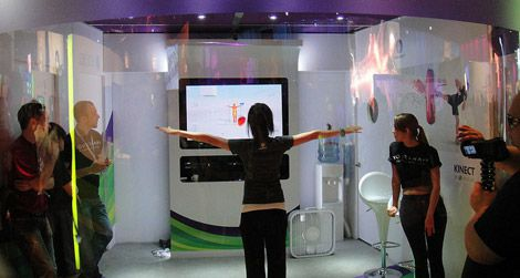 The X-Box Kinect is one of the ABCs to watch in 2012