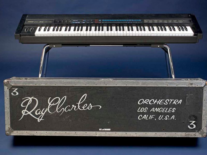 Ray Charles' Keyboard