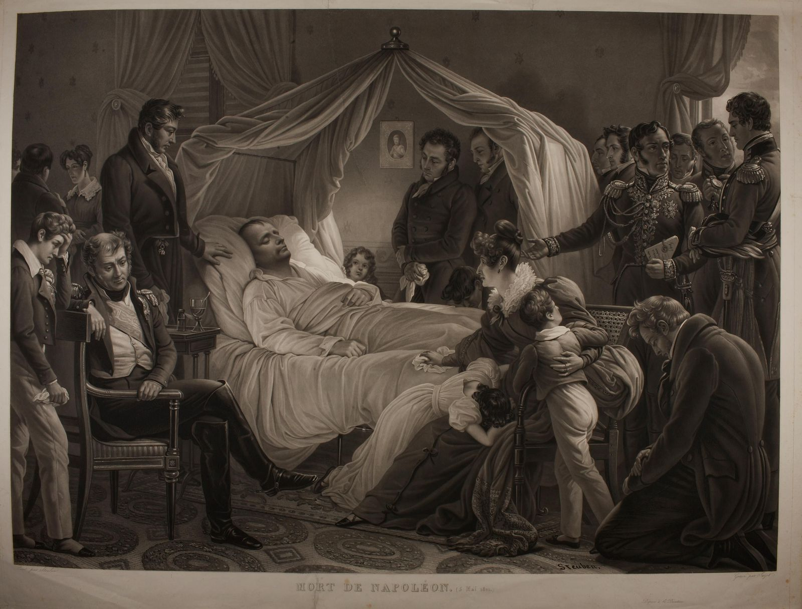 Rare Doctor's Note Offers Glimpse Into Napoleon's Agonized Final Years
