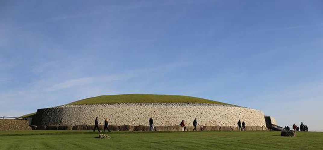 Newgrange Neolithic era monument, County Meath
