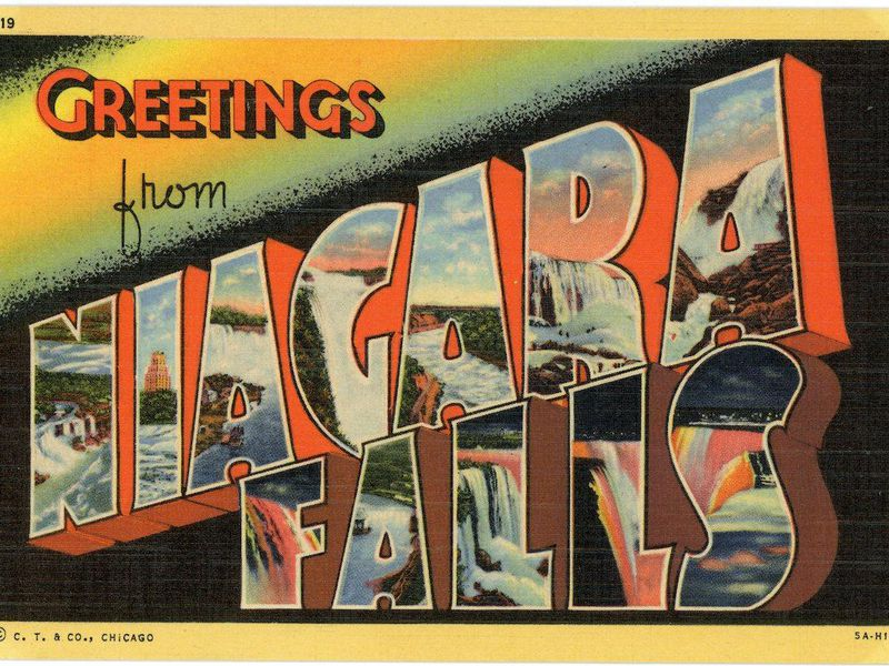 the immigrant story behind the classic greetings from postcards