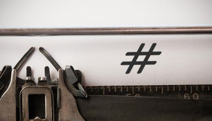 A Decade Ago, the Hashtag Reshaped the Internet