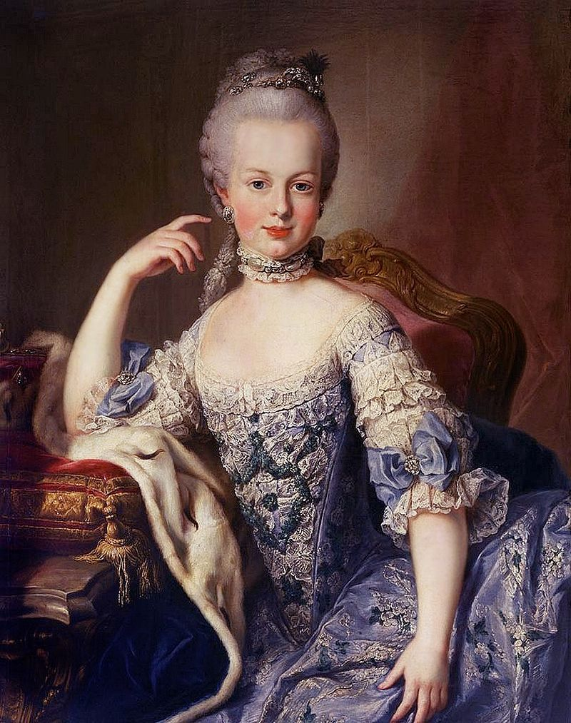 The frivolous 14-year-old Austrian princess who came to France to marry the future king, Louis XVI, developed strength and character over the years.