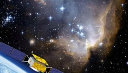 China's Dark Matter Search blog image