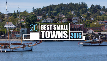 The 20 Best Small Towns to Visit in 2015