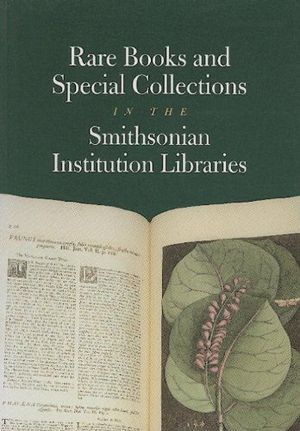 Rare Books and Special Collections in the Smithsonian Institution Libraries photo