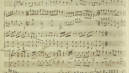 Jane Austen's Music Collection Is Now Online