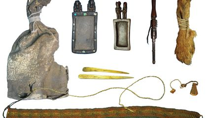 1,000-Year-Old Pouch From Bolivia Contains Traces of Five Mind-Altering Drugs