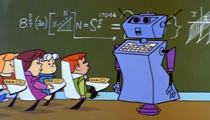 The Jetsons Get Schooled: Robot Teachers in the 21st Century Classroom