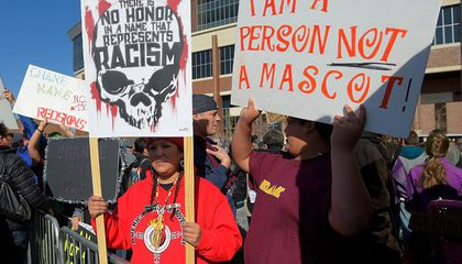 Ending the Use of Racist Mascots and Images