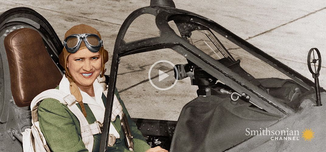 Caption: These Women Stepped In to Fill a WWII Pilot Shortage