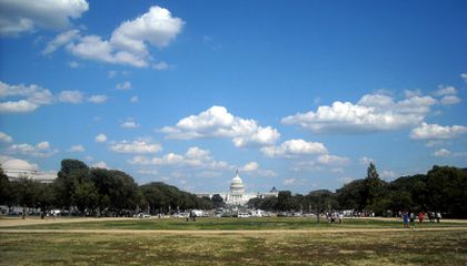 The National Mall, Defined