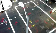 Decoding The City: The Road Graffiti Placed by Utility Workers
