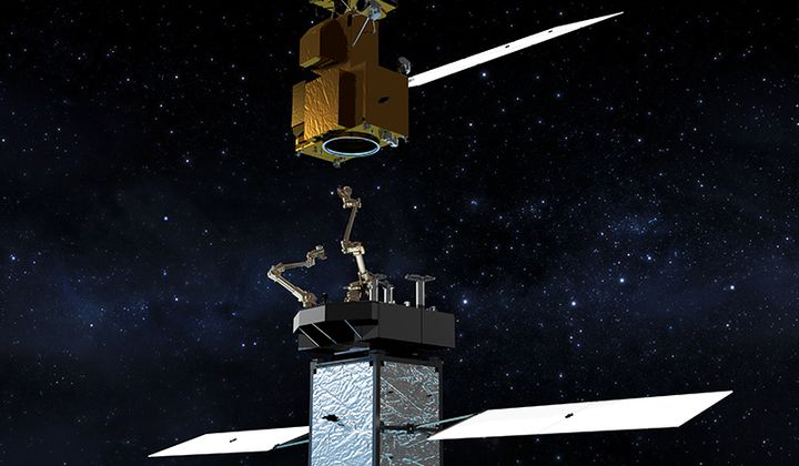 NASA Is Sending a Robotic Fueling Station to Space