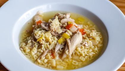 A Journey Around the World, as Told Through Chicken Soup
