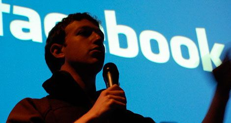 Facebook's Mark Zuckerberg thinks watching TV should be a social experience.