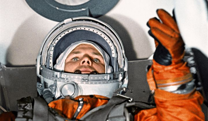How Yuri Gagarin Was Picked to Be First in Space