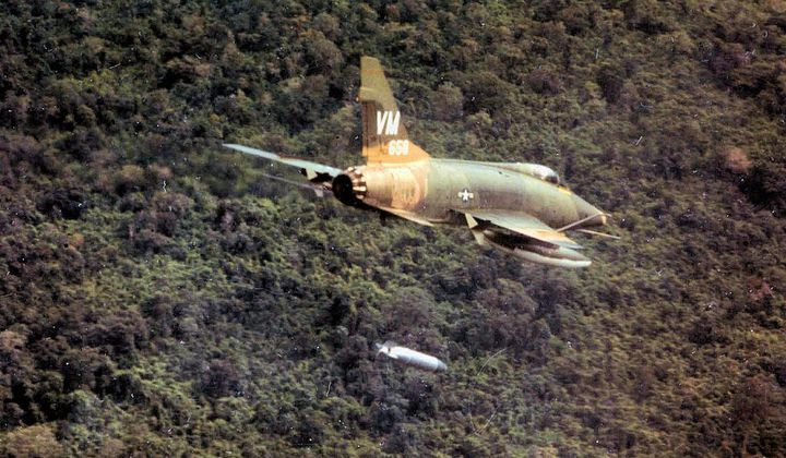 This Fighter Jet Fought During the Tet Offensive
