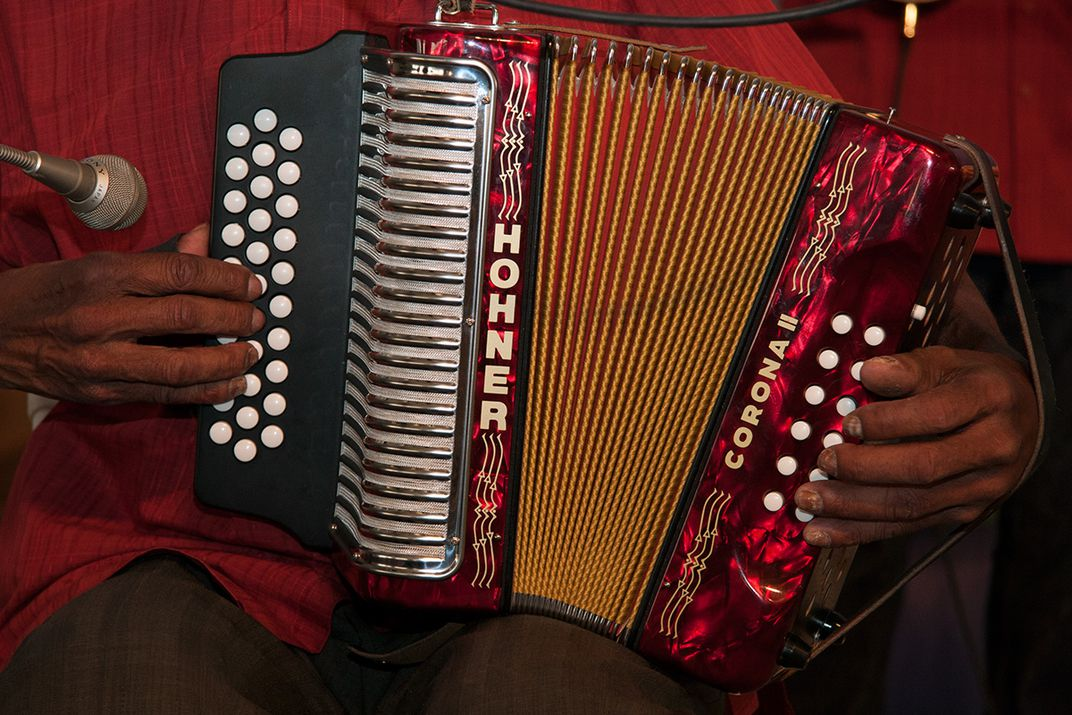 The Remarkable Rebirth of the Button Accordion | At the