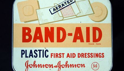 Get Stuck on Band-Aid History