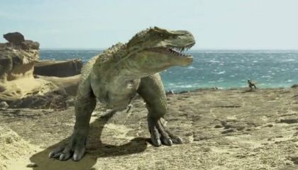 The Unfortunate Life of Speckles the Tyrannosaur