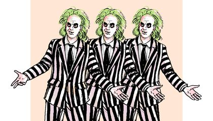 The Afterlife of Beetlejuice