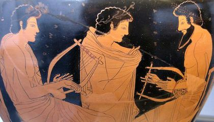 We Might Soon Know What Ancient Greek Music Actually Sounded Like